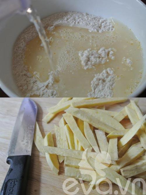 Bài dự thi: Bánh tôm Hồ Tây - Món quà của Hà Nội - 3