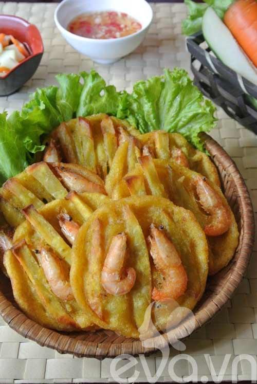 Bài dự thi: Bánh tôm Hồ Tây - Món quà của Hà Nội - 6