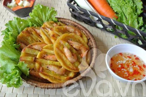 Bài dự thi: Bánh tôm Hồ Tây - Món quà của Hà Nội - 7