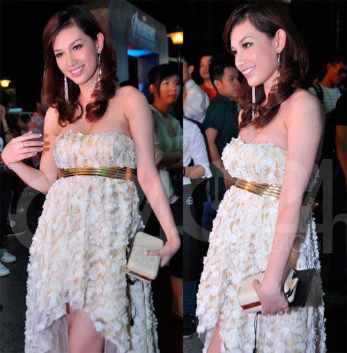 3 bà bầu sành điệu nhất showbiz Việt - 15