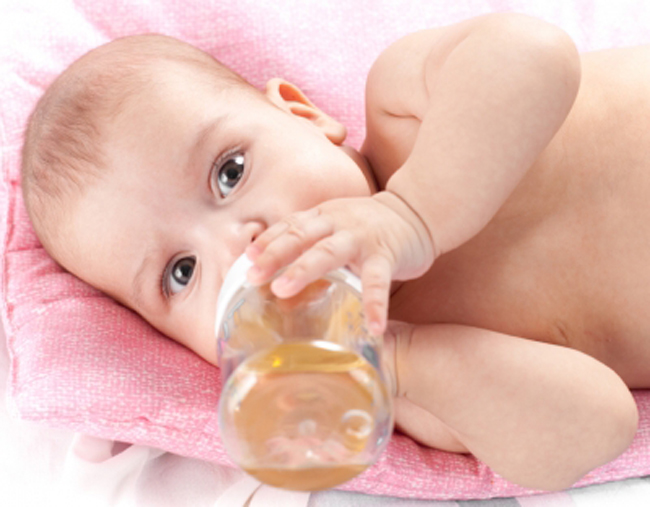 Чаи для новорожденного ребенка