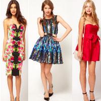 6 mẫu váy tiệc tùng hot nhất