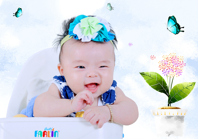 Xin chào tất cả bạn đọc Eva,con tên là  Bùi Ngọc An Nhi, sinh ngày 21-06-2012.