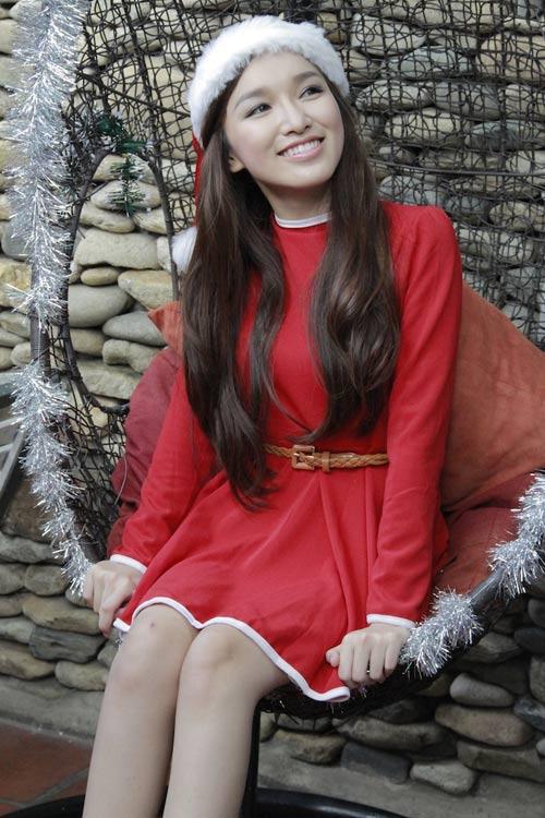 Thảo My Idol xinh tươi hóa công chúa tuyết - 1