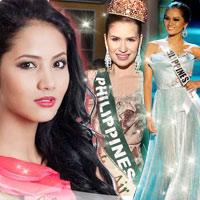 Philippines 'thắng lớn' trên đấu trường nhan sắc 2012