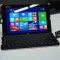 Eva Sành điệu - Sharp trình làng siêu tablet chống nước chạy chip Intel Bay Trail