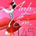 Xem & Đọc - Sách vui: Anh yêu em, 1m45 ạ!