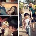 """Làm mẹ - """"Người đàn ông"""" đáng yêu của Kim Hiền"""