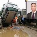 Tin tức - Toàn cảnh trục vớt xe chở Phó GĐ sở bị lũ cuốn