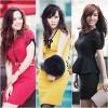 Thời trang - Chọn đầm sắc màu khéo như Đan Lê