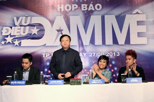 """khanh thi: """"dung goi toi la tham hoa mc"""" - 2"""