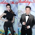 Làng sao - Hồ Ngọc Hà hát mừng sinh nhật Mr. Đàm