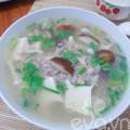Bếp Eva - Giản dị canh thịt băm nấu nấm