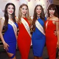 Làng sao - Hà Anh chào đón Miss Global đến Việt Nam