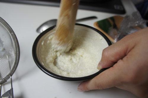 Học lỏm mẹ Nhật nấu ăn dặm cho con - 10