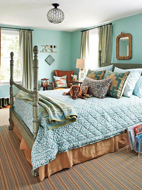 Bày giường ấm áp đón ngọn gió đông - 4