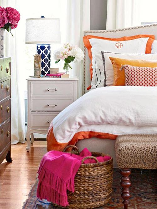 Bày giường ấm áp đón ngọn gió đông - 5