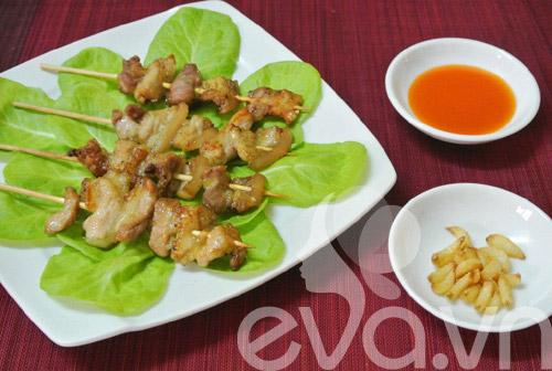 3 mon nuong, ap chao day hap dan - 3