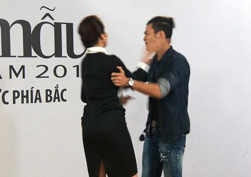 vnntm 2013: thi sinh bi 'ep' noi loan - 5