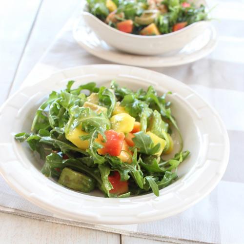 salad tom nuong va rau qua - 7