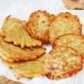 Bếp Eva - Bánh ngô, bánh khoai chiên: Dễ làm, giòn thơm