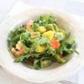 Bếp Eva - Salad tôm nướng và rau quả