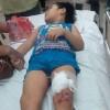 Tin tức - HN: Rơi mảng trần nhà, 6 trẻ mầm non bị thương