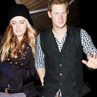 Rộ tin Hoàng tử Harry sắp cưới người mẫu
