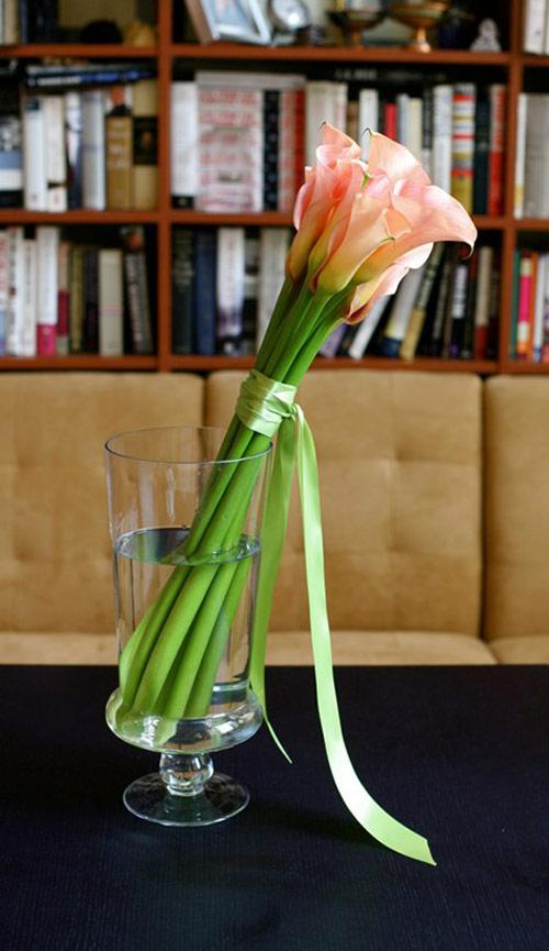 hoa dep 20-10: 3 mau hoa rum de cam - 6