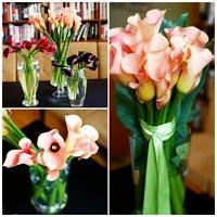 Hoa đẹp 20-10: 3 mẫu hoa Rum dễ cắm