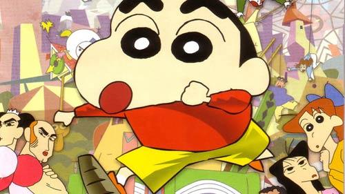 """""""sot"""" clip em be nhat cuc giong shin - 2"""