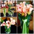 Nhà đẹp - Hoa đẹp 20-10: 3 mẫu hoa Rum dễ cắm