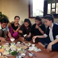 Làng sao - Hồ Ngọc Hà nhớ bữa cơm quê bên gia đình