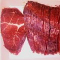 Mua sắm - Giá cả - Thực hư 'chiêu bẩn' bơm nước vào thịt trâu, bò