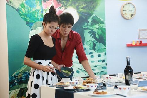 ngo nghieng cuoc song cua dan thi sinh next top - 11