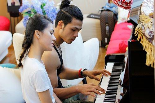ngo nghieng cuoc song cua dan thi sinh next top - 14