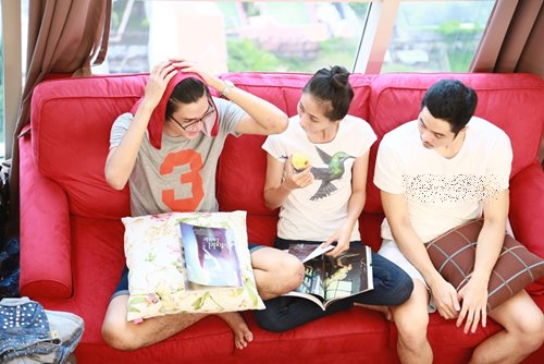 ngo nghieng cuoc song cua dan thi sinh next top - 15