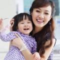 """Làm mẹ - Con gái Hoài Anh VTV: Xinh """"miễn chê"""""""
