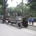 Tin tức - Xe đại pháo diễn tập đưa tang Đại tướng