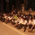 Tin tức - Trắng đêm xếp hàng đợi viếng Tướng Giáp