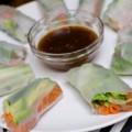 Bếp Eva - Cá hồi cuộn rau củ tươi ngon