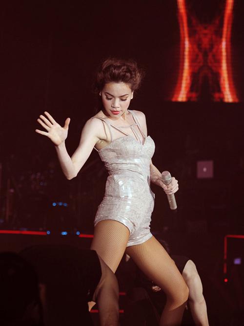 'san nhan sac' cua my nhan hang dau vbiz - 1