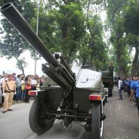 Toàn cảnh Tổng duyệt Lễ đưa tang Tướng Giáp