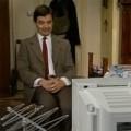 Tuyệt chiêu xem TV của Mr. Bean