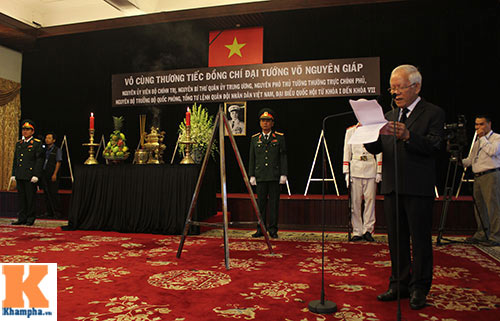 tp.hcm to chuc le vieng dai tuong vo nguyen giap - 4