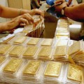 Mua sắm - Giá cả - Chênh lệch vàng nới rộng gần 5 triệu đồng/lượng