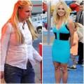 Làm đẹp - Ngắm sao trước và sau giảm cân