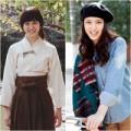 Thời trang - Ngẩn ngơ vẻ đẹp không tỳ vết của sao 9X Nhật Bản