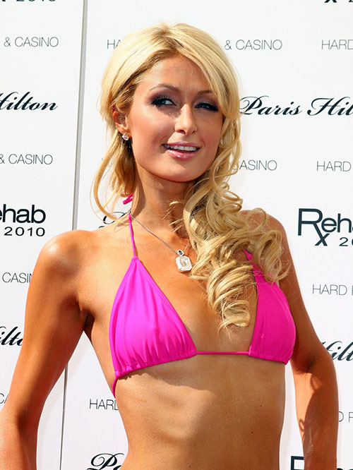 paris hilton: qua nhieu diem xau tren co the - 6