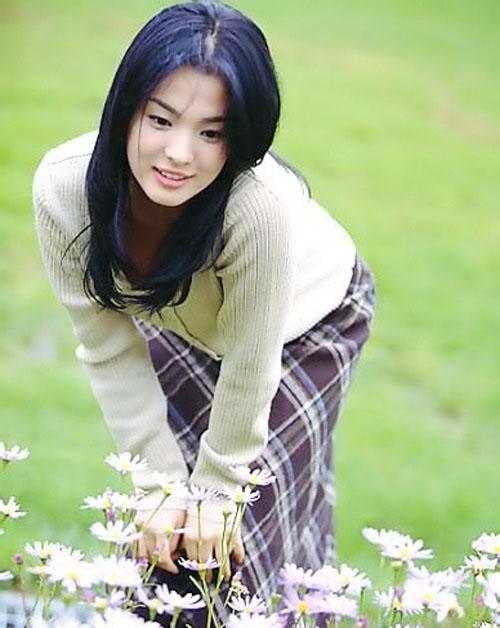 "song hye kyo tu ""trai tim mua thu"" den nay... - 2"